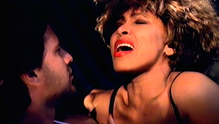 Tina Turner - Love Thing Videoclip