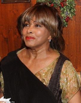 Tina Turner Munich 2014