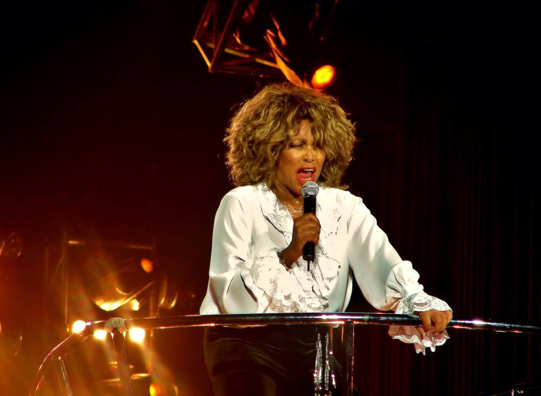 Tina Turner Nutbush Live
