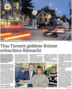 Tina turner Zurich 2015