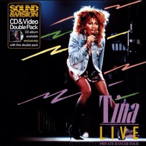 Tina Turner Private Dancer Tour Live