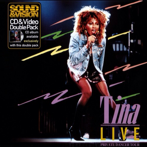 Tina Turner Private Dancer Tour Live