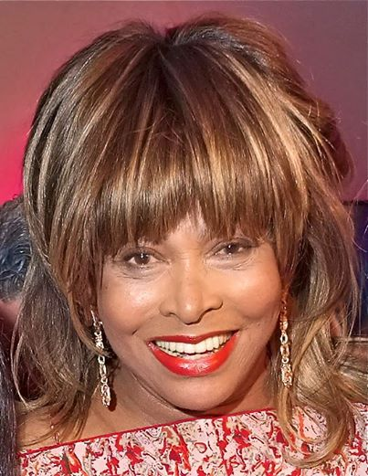 Tina Turner 75 Birthday 2014
