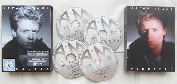 Bryan Adams - Reckless - 30th Anniversary Edition