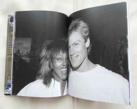 Bryan Adams - Reckless - 30th Anniversary Edition - Booklet: Tina Turner & Bryan Adams
