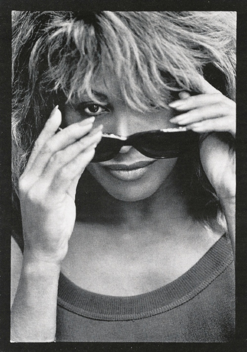 Tina Turner - Undercover Agent For The Blues