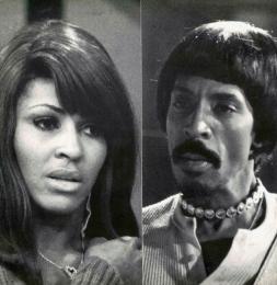 Ike & Tina Turner Live at Olympia Paris 1971