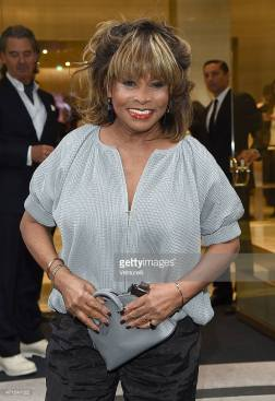 Tina Turner Armani Dinner Event Tina Turner Armani Dinner Event - Milan 2015