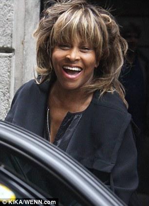 Tina Turner Armani Milan 2015 3