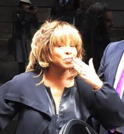 Tina Turner Milano 2015