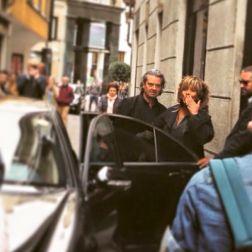 Tina Turner & Erwin Bach Milano 2015