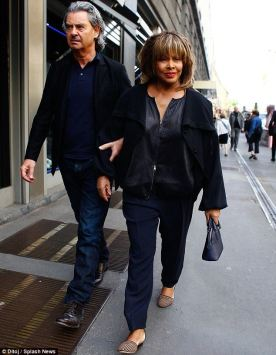 Tina Turner in Milano 2015