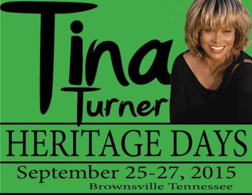 Tina Turner Museum Heritage Days 2015