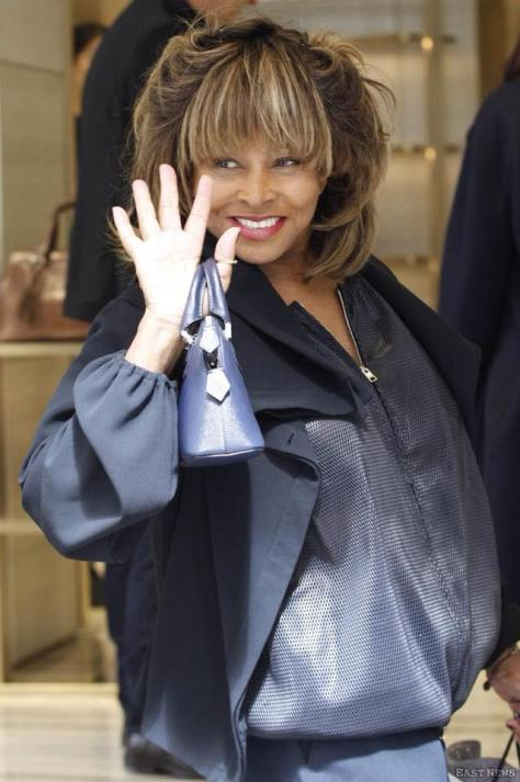 Tina Turner Now 2015