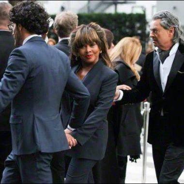 Tina Turner - Armanai 40 YEARS Anniversary - 2015 - 2