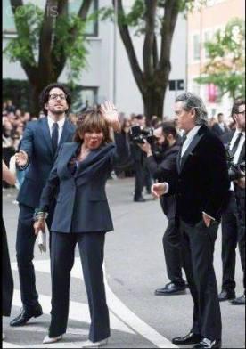 Tina Turner - Armanai 40 YEARS Anniversary - 2015 - 4