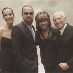 Tina Turner - Armanai 40 YEARS Anniversary - 2015 - 6