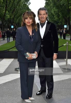 Tina Turner - Armanai 40 YEARS Anniversary - 2015 - 8