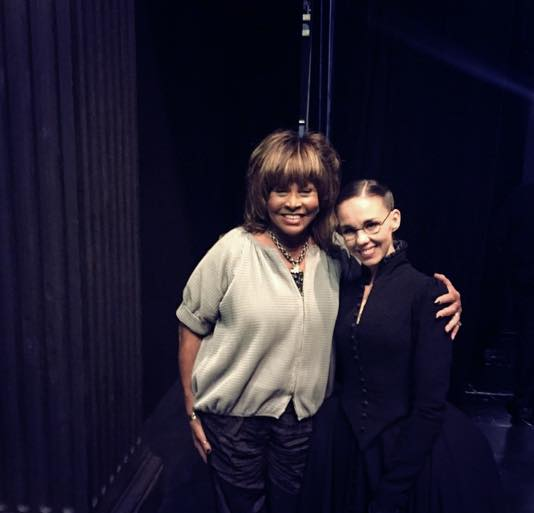 Tina Turner - Zurich Opera - May 2015 (1)