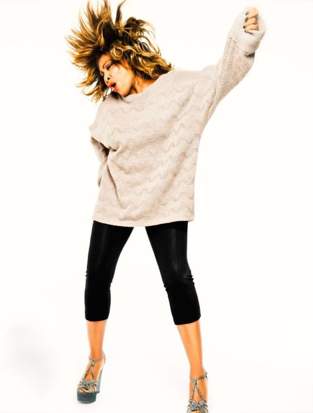 Tina Turner - Joop Van den ende Musical - 2015