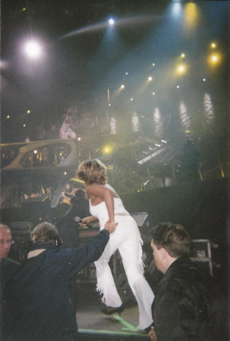 Tina Turner - Groningen - July 18, 2000 - 04
