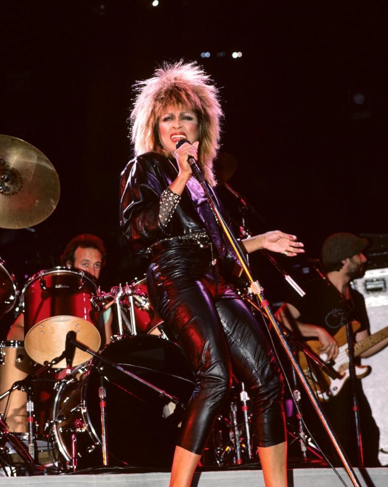 Tina Turner Live 1984