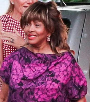 Tina Turner - Zurich (July 2015) 3