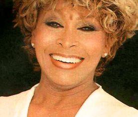 Tina Turner close up - Wildest Dreams Tour 1996