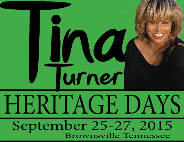 Tina Turner Heritage Days 2015