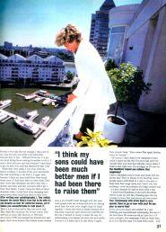 Tina Turner - Wildest Dreams Tour Report - Boulevard Magazine 1996 - 4