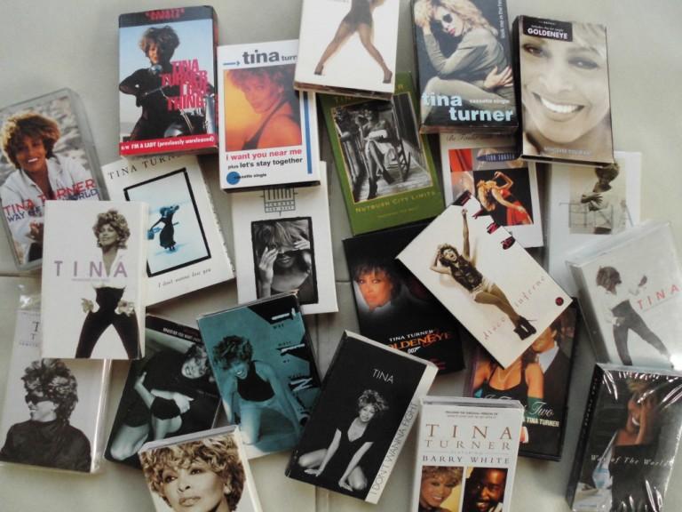 Tina Turner - Cassette Singles