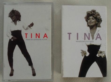 Tina Turner - Cassette Singles - 1999