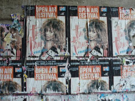 Tina Turner 1987 Posters Herne