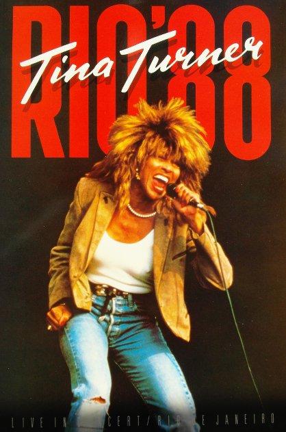 Tina Turner Rio 88 Cover