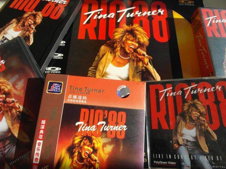 Tina Turner Rio 88