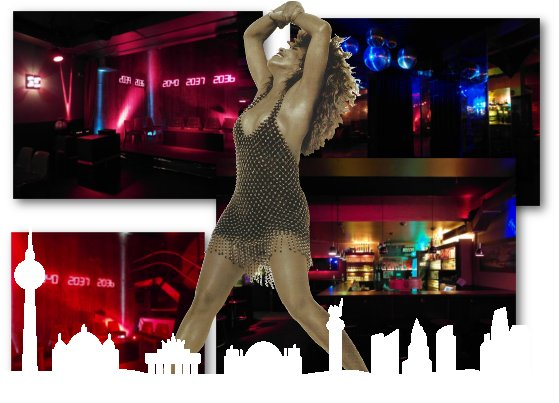 Tina Turner - Berlin 2015 NBI Bar