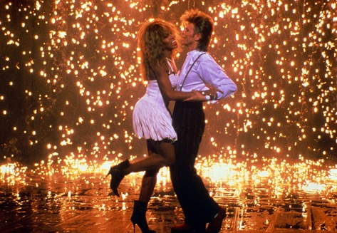 Tina Turner and David Bowie Pespsi Commercial