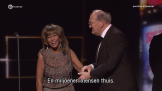 Tina Turner - Dutch Music Awards 201610