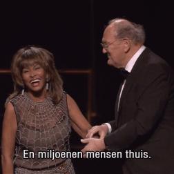 Tina Turner - Dutch Music Awards 201610