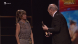 Tina Turner - Dutch Music Awards 20161