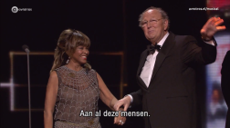 Tina Turner - Dutch Music Awards 201611