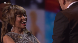 Tina Turner - Dutch Music Awards 201614