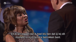 Tina Turner - Dutch Music Awards 201617