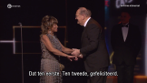 Tina Turner - Dutch Music Awards 201618