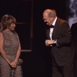 Tina Turner - Dutch Music Awards 201620