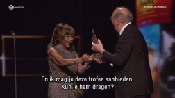 Tina Turner - Dutch Music Awards 201627