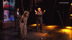 Tina Turner - Dutch Music Awards 201635