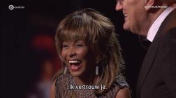 Tina Turner - Dutch Music Awards 20165