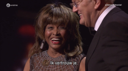 Tina Turner - Dutch Music Awards 20167