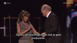 Tina Turner - Dutch Music Awards 20168
